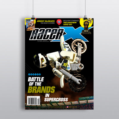 Special Edition April 2018 Lego Cover Poster