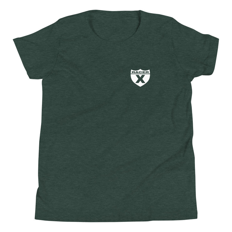 Small Shield Youth Tee