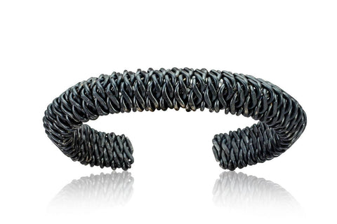 Black Viking Cuff