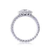 Faulhaber Le Bouquet Engagement Ring