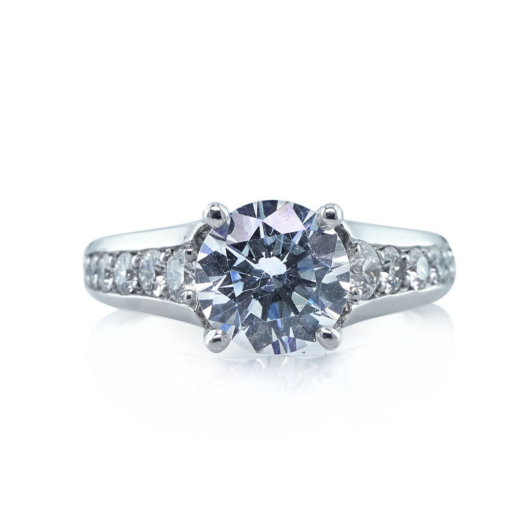 Faulhaber Serenity Engagement Ring
