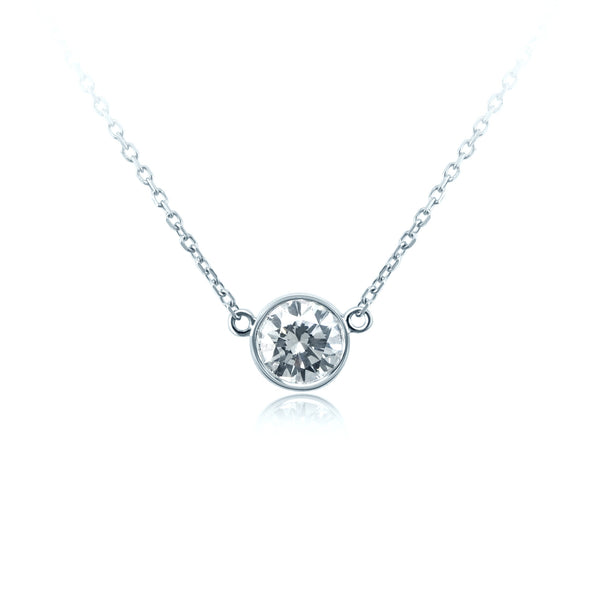 Faulhaber Bubble Diamond Necklace