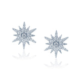 Faulhaber Bright Star Diamond Earrings San Diego