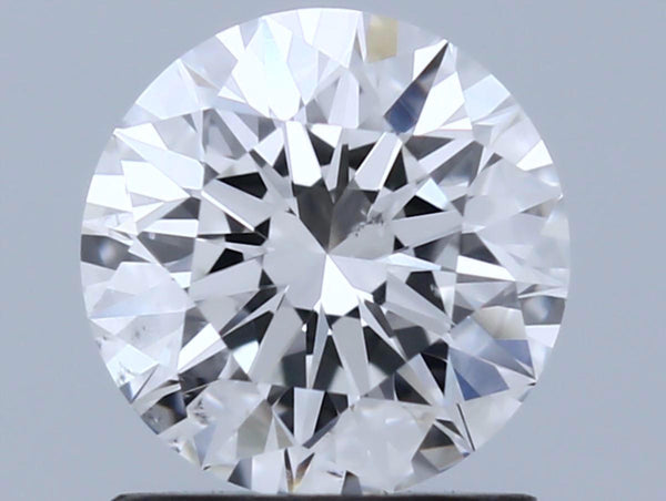 Round Cut Diamond G SI1