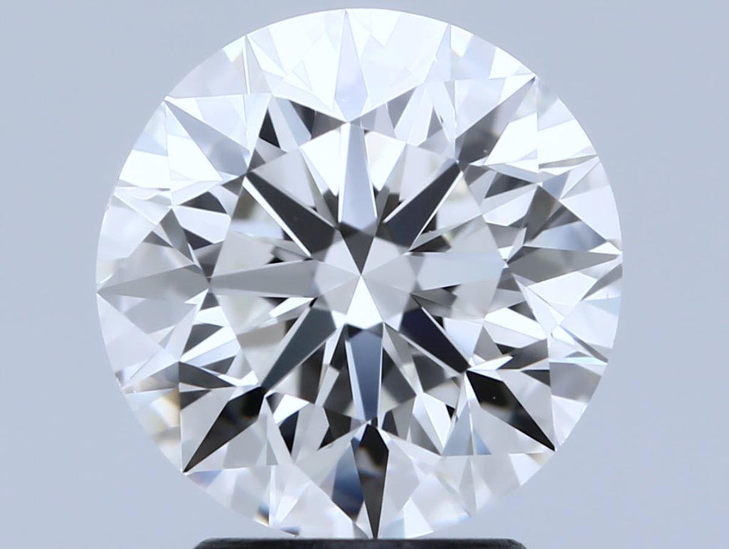 Round Cut Diamond H VS1