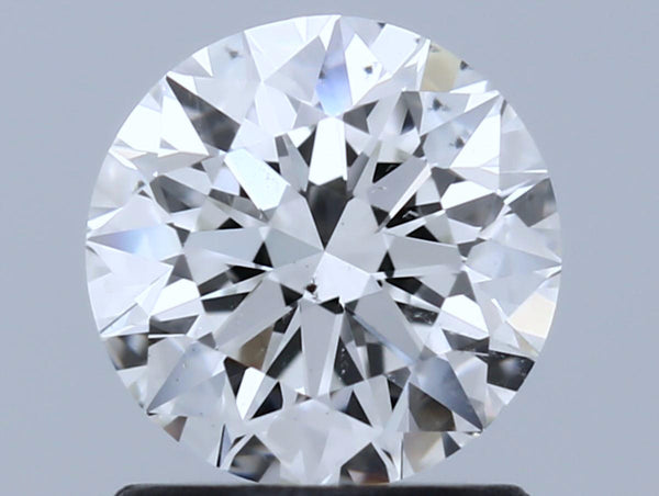 Round Cut Diamond H SI1