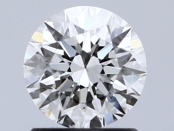 Round Cut Diamond H VS2
