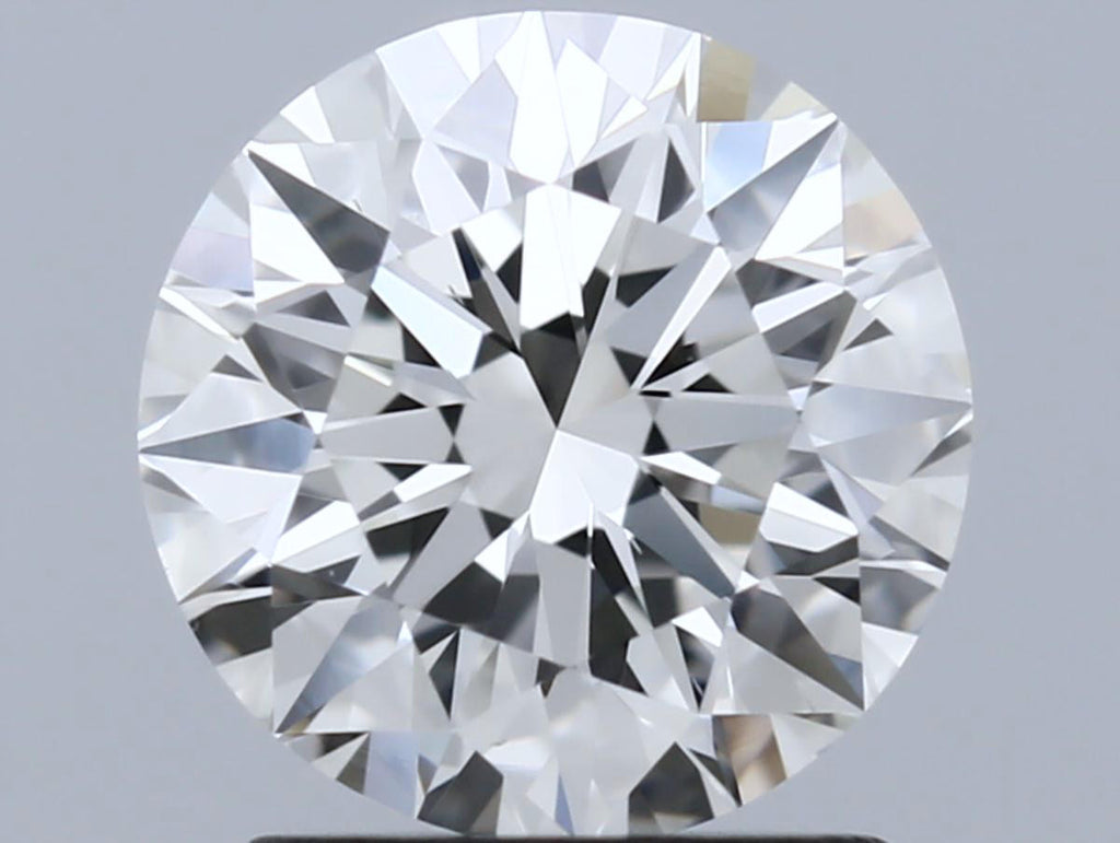 Round Cut Diamond J VS1
