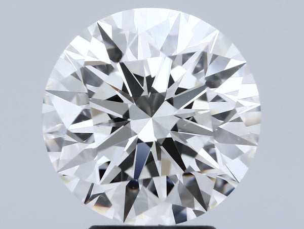 Round Cut Diamond J VS2