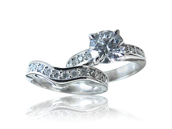 Faulhaber Diamond Cutting Jewelry Works Engagement Rings