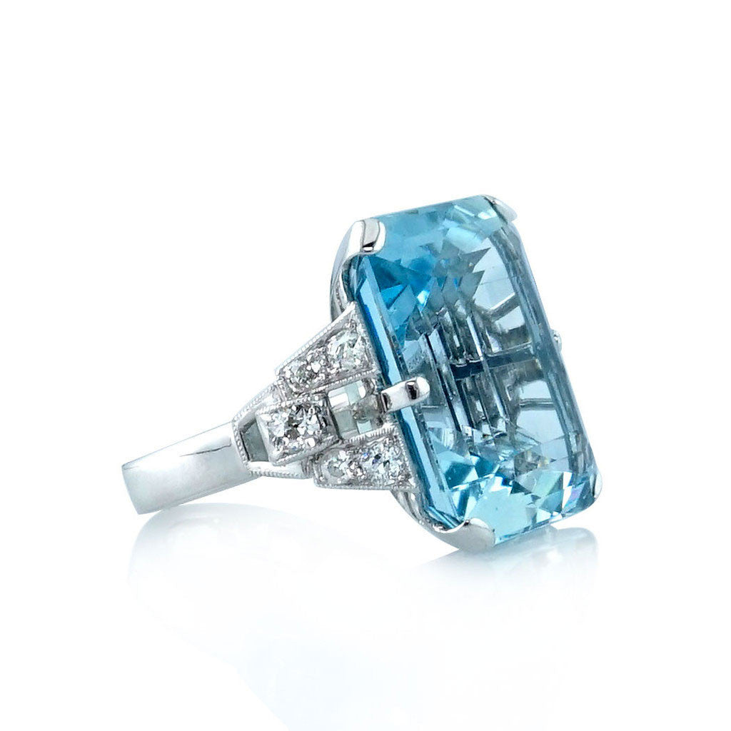 jewellery topaz blue gold ring yellow amp ramsdens diamond carat rings image