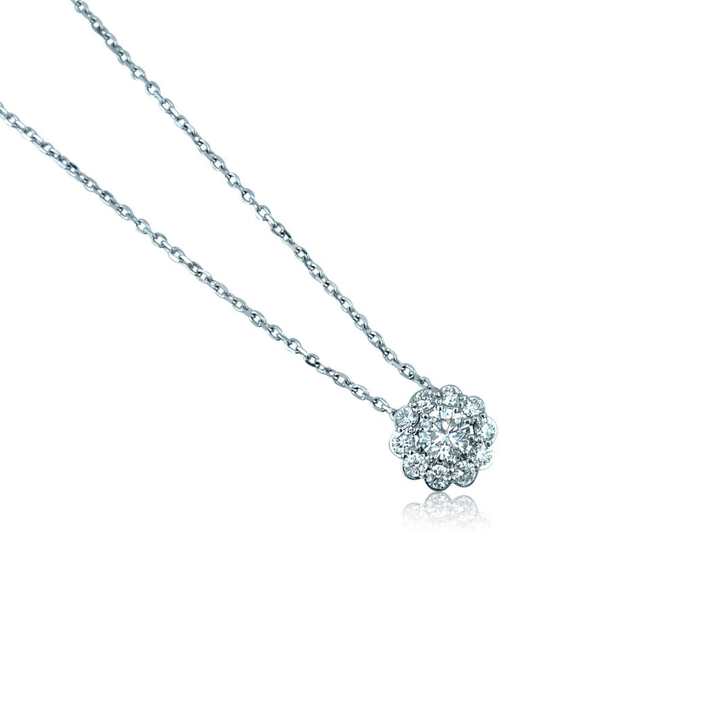 Faulhaber Le Bouquet Round Necklace