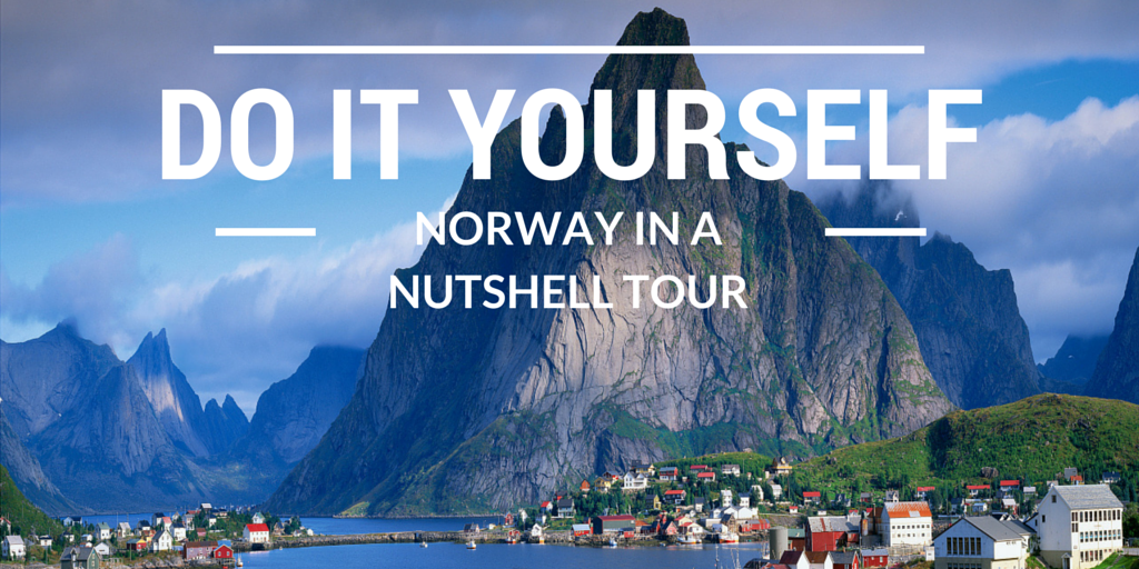 DIY Norway In A Nutshell Tour - BOOK IT YOURSELF & SAVE