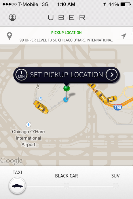 Uber Miami Airport >> How To Use Uber For Airport Pickup Drop Off