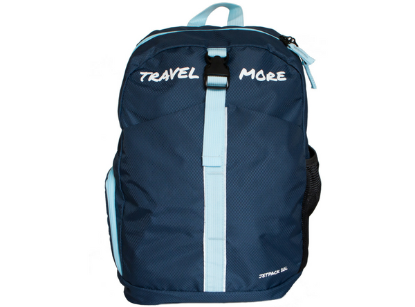 TRVLMORE Jetpack - The Best Packable Travel Daypack