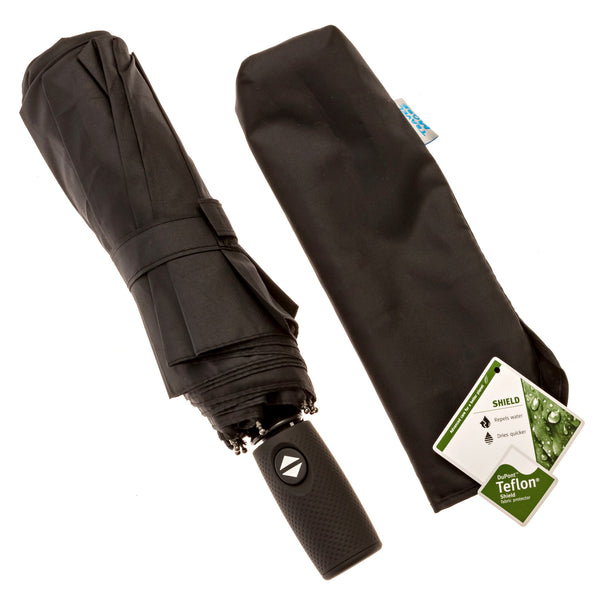Compact Windproof Travel Umbrella