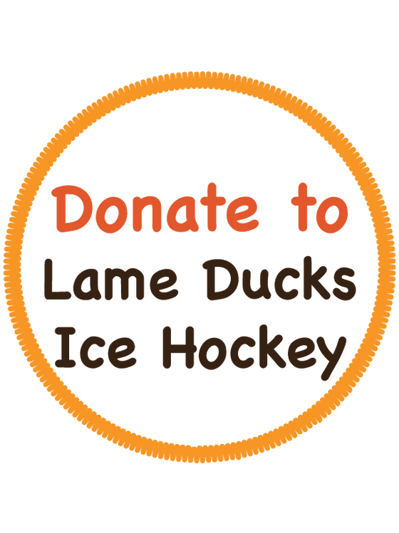 Donate to Lame Ducks Ice Hockey