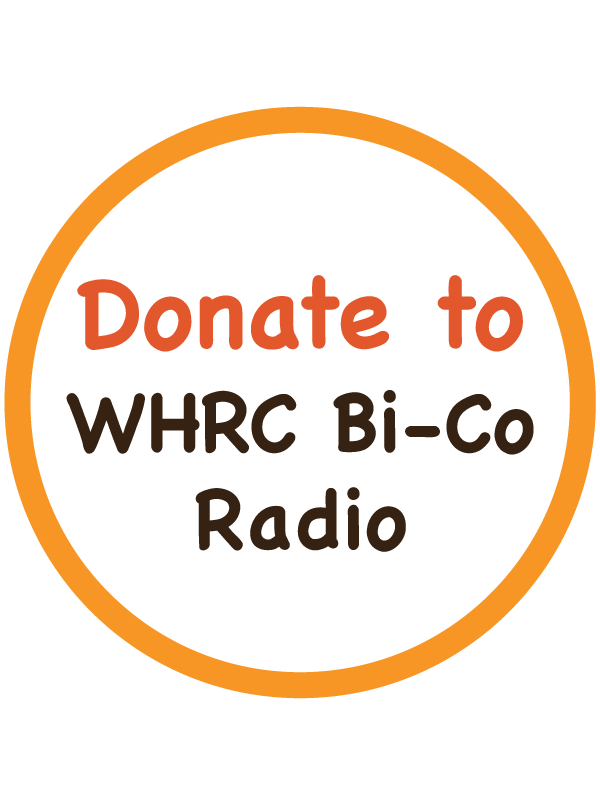 Donate to WHRC Bi-Co Radio