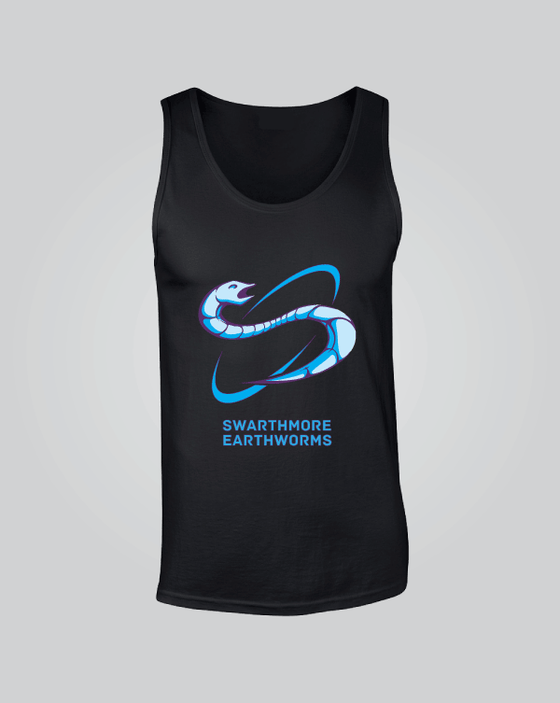 Earthworms - Logo Tank Top