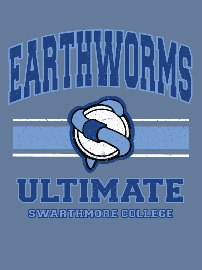 Earthworms - Vintage Logo T-Shirt