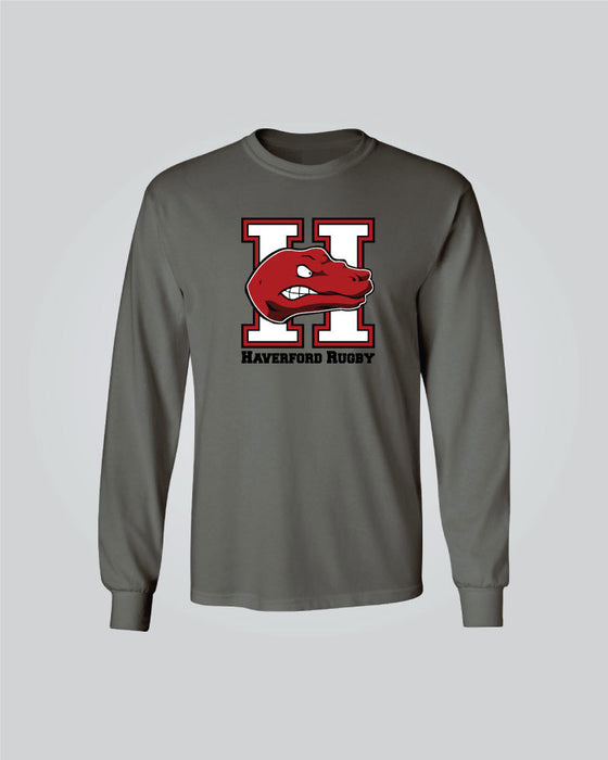 Haverford Rugby - Logo Long Sleeve