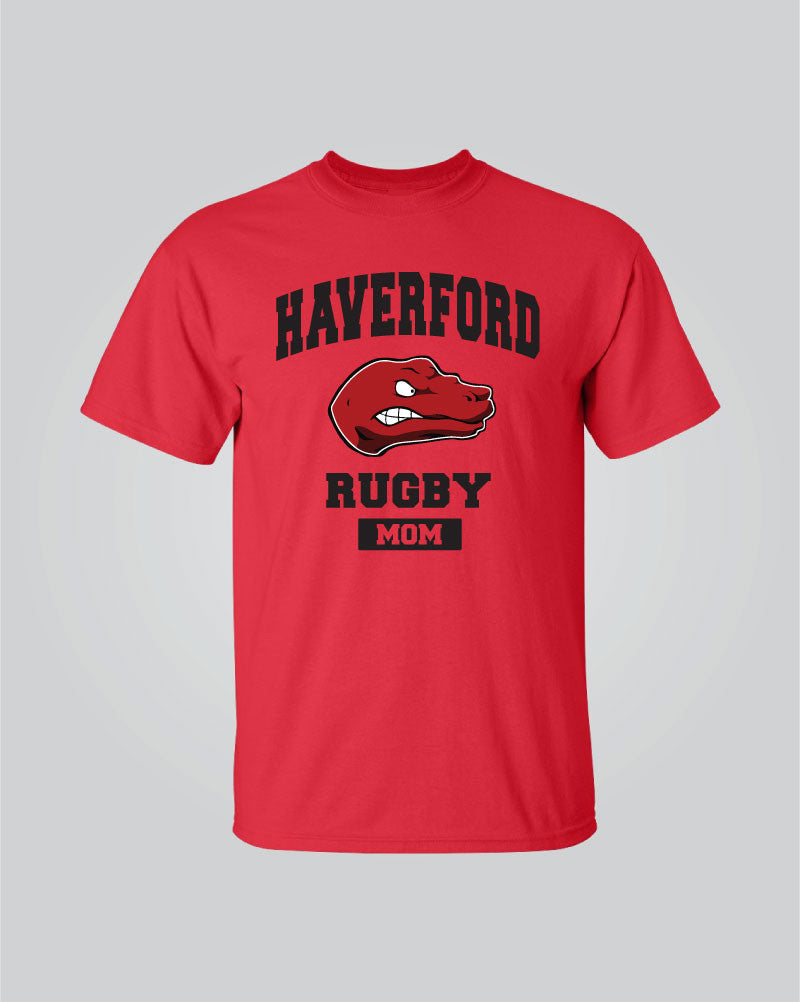 Haverford Rugby - Rugby Mom T-Shirt
