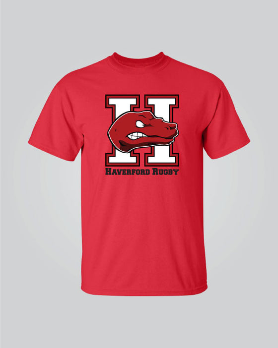 Haverford Rugby - Logo T-Shirt