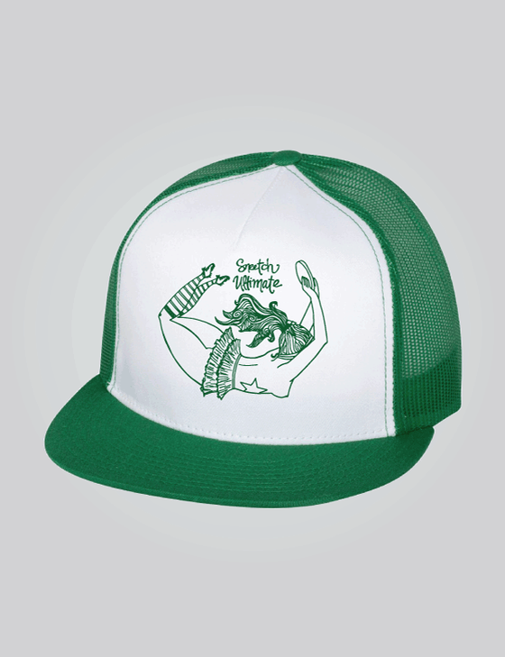 Sneetches - Green Trucker Hat