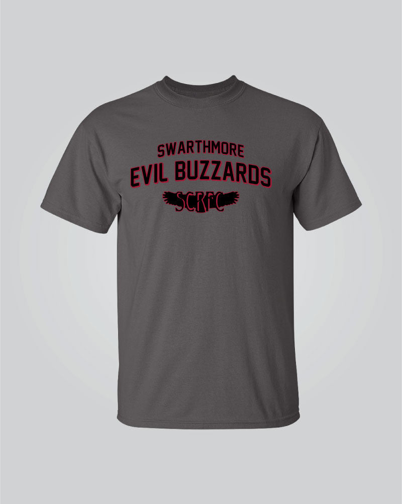 Swarthmore Men's Rugby - Stacked T-Shirt