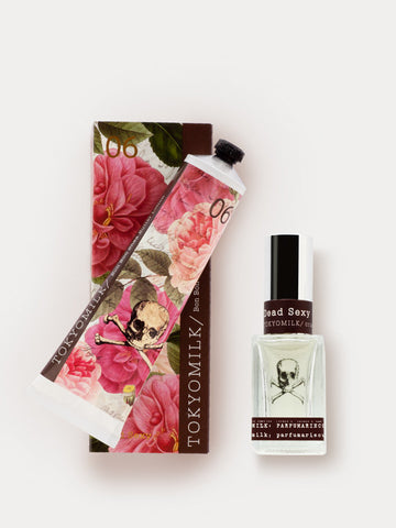 Dead Sexy Brilliant Pair Gifting with Perfume and Hand Cream