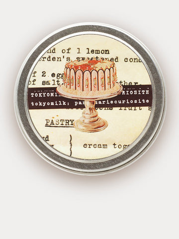 Let Them Eat Cake Travel Candle No. 11