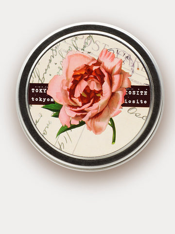 Gin and Rosewater Travel Candle No. 12
