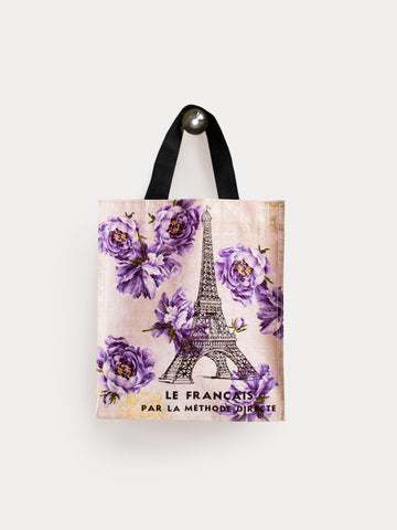 French Kiss Small Tote