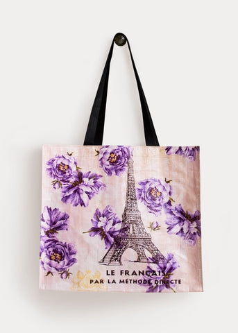 French Kiss Market Tote