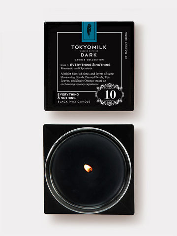 Everything & Nothing Black Luminary