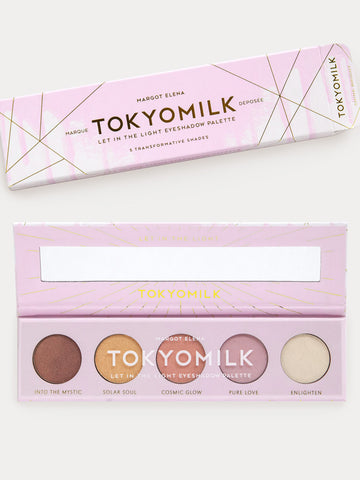 TokyoMilk Let in the Light Eyeshadow Palette
