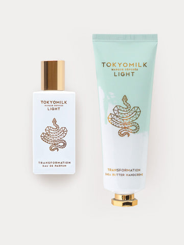 Transformation Perfume and Hand Cream Duo