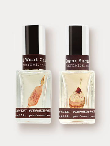 I Want Candy and Sugar Sugar Dynamic Perfume Duo