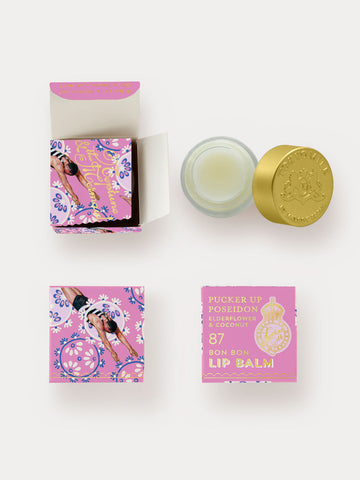 Pucker Up Poseidon Bon Bon Lip Balm