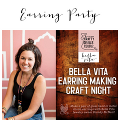 Earring Party at Lost Forty