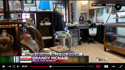 Only in Arkansas: Bella Vita Jewelry | KARK Arkansas Matters