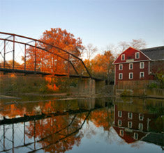 War Eagle Mill Fall Craft Fair