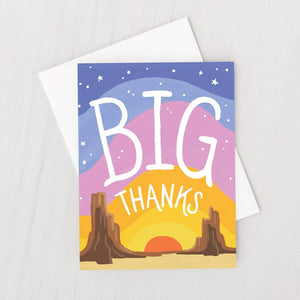 CARD | Big Thanks