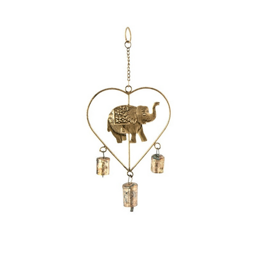 BELL | Heart +  Elephants Chime