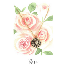 IN THE GARDEN | Rose Necklace