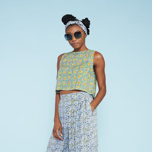 BLOCK PRINT | Box Top Fiona