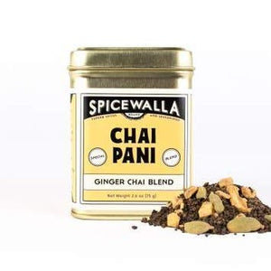 TEA | Chai Pani Ginger Chai Tea Blend