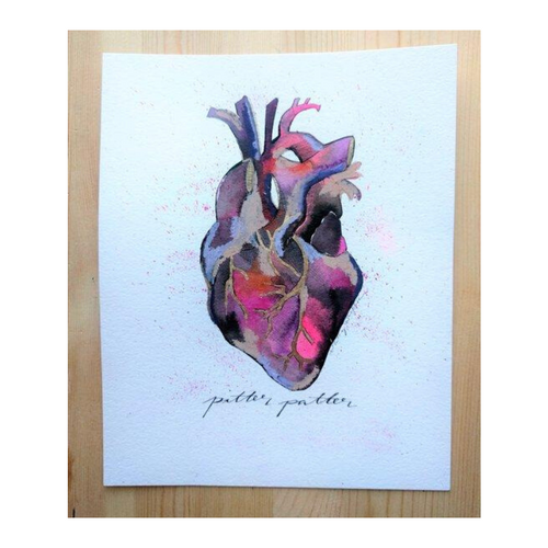 PRINT | Anatomical Heart