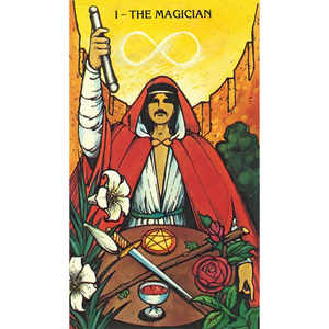 CARD DECK | Morgan-Greer Tarot