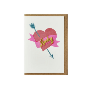 CARD | Lucky Heart